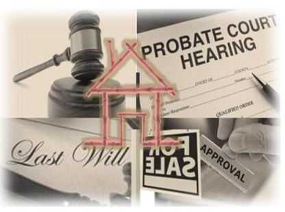 probate real estate agent